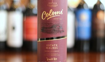 Colomé Estate Malbec - A Marvelous Meaty Malbec