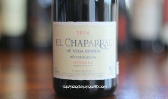 El Chaparral de Vega Sindoa - Old Vine Value