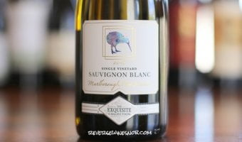 Exquisite Collection Sauvignon Blanc - Nicely Done