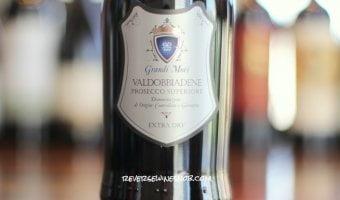 Grand Mori Valdobbiadene Prosecco - A Steal