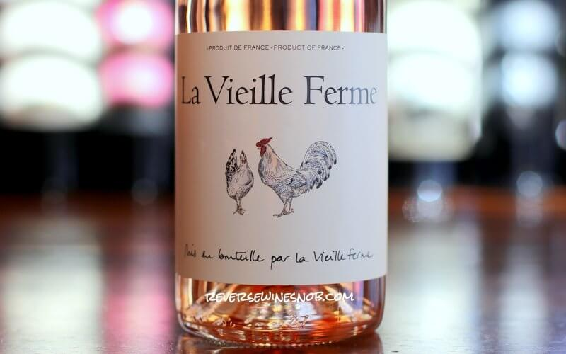 La Vieille Ferme Rosé - Fresh, Easy and Cheap