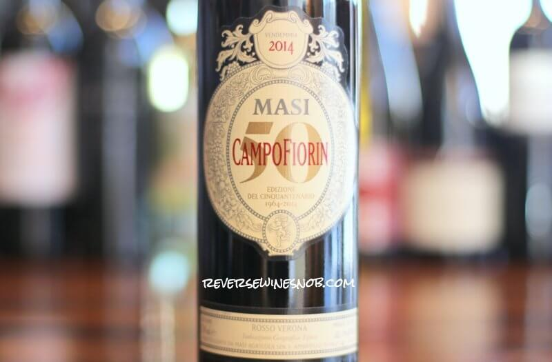 Masi Campofiorin - A Supervenetian That's Super Good