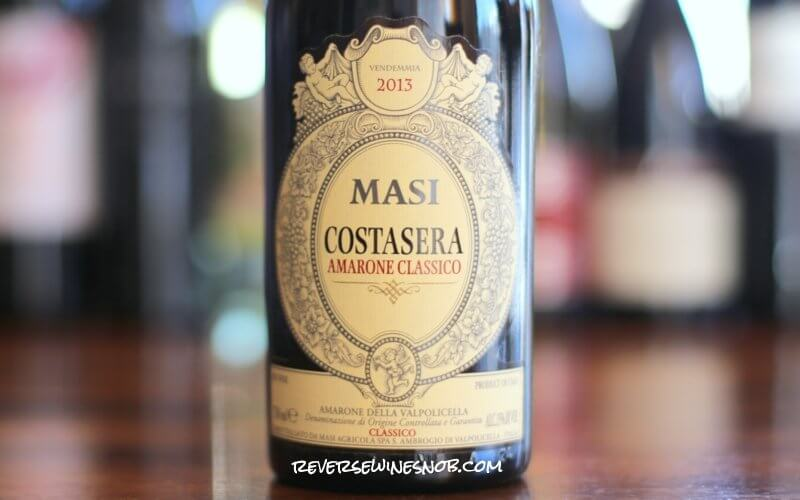 Masi Costasera Amarone - A Smooth, Savory and Sophisticated Splurge