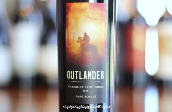 Outlander Cabernet Sauvignon - A Cut Above