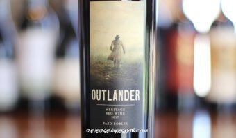 Outlander Meritage Red Wine - A Friendly Blend