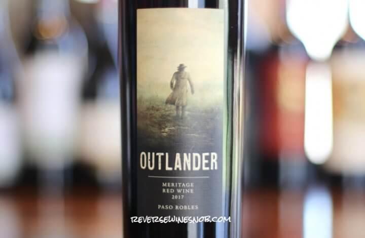 Outlander Meritage Red Wine - A Friendly Blend