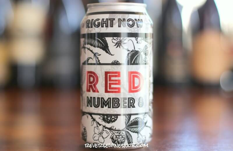Right Now Red Number 8
