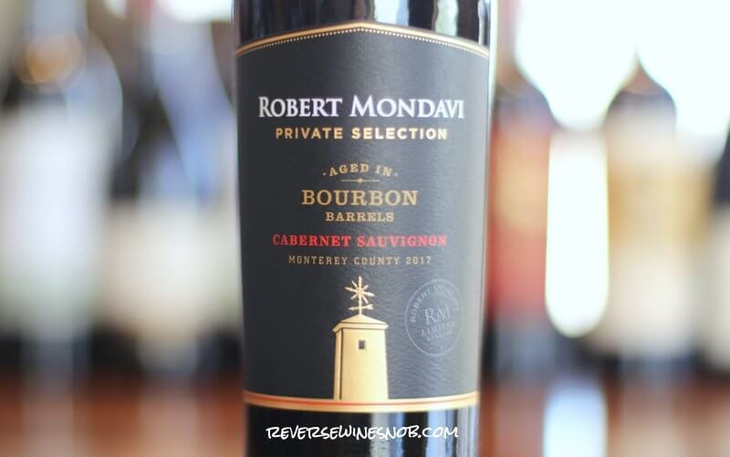 Robert Mondavi Private Selection Bourbon Barrel-Aged Cabernet Sauvignon - Mission Accomplished