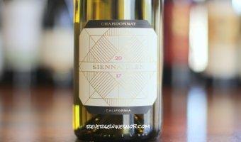 Sienna Glen Chardonnay - Easy Drinking