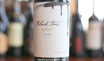 Tapiz Black Tears Malbec - A Beautiful Tapestry