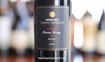 Trader Joe's Grand Reserve Sonoma Meritage - Crazy Good