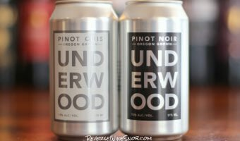 Underwood Wine In a Can - Willamette Valley Pinot for the Unpretentious