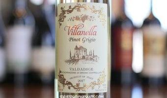 Villanella Pinot Grigio - Fresh and Satisfying