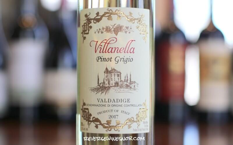 Villanella Pinot Grigio - Fresh and Satisfying