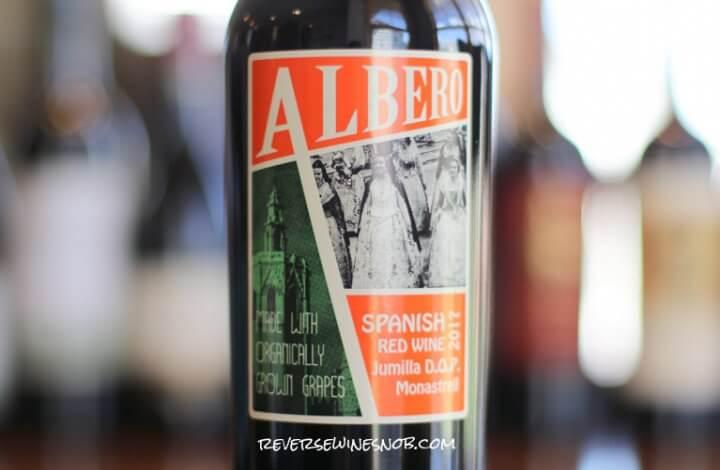 Albero Monastrell - A Trader Joe's Top Choice