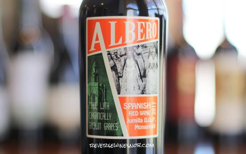 Albero Monastrell - A Trader Joe's Top Choice