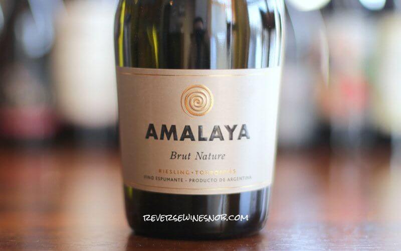Amalaya Brut Nature – Invigorating Bubbles