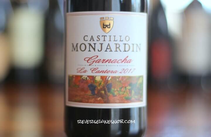 Castillo Monjardin La Cantera Garnacha – A Solid Value