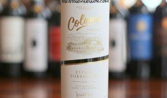 Colomé Torrontés - Crisp, Refreshing and Delicious