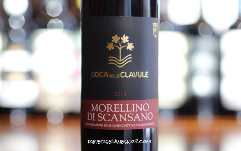 Doga Delle Clavule Morellino di Scansano - Smooth and Delicious