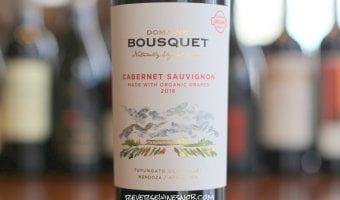 Domaine Bousquet Cabernet Sauvignon – Tart and Juicy