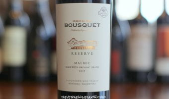 Domaine Bousquet Reserve Malbec – Fresh and Juicy