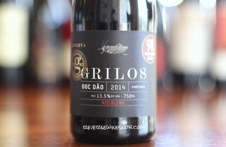 Grilos Reserva Red - Wow!