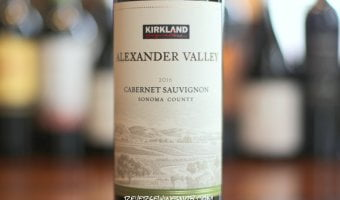 Kirkland Signature Alexander Valley Cabernet Sauvignon - Quite Nice