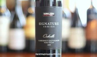Kirkland Signature Series Oakville Cabernet Sauvignon - Elegant and Balanced