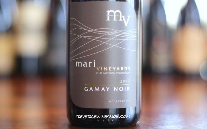 Mari Vineyards Gamay Noir – Unexpectedly Delicious