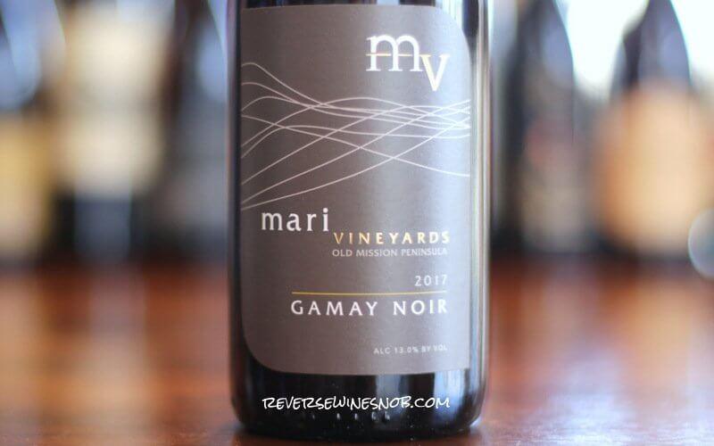 Mari Vineyards Gamay Noir – Unexpectedly Delicious