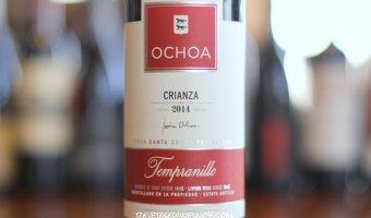 Ochoa Crianza Tempranillo - Quite Nice