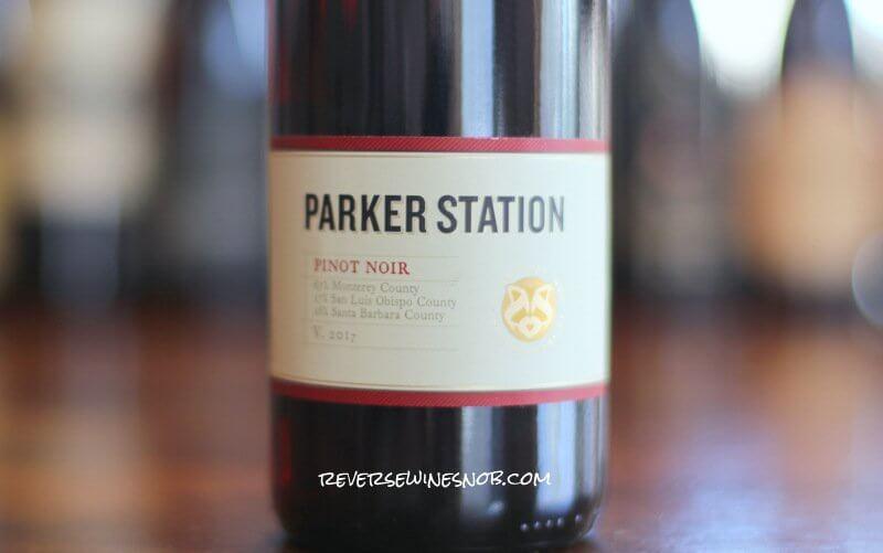 Parker Station Pinot Noir – A Tasty Destination