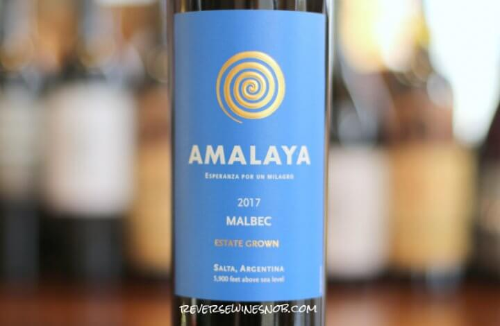 Amalaya Malbec - Smooth, Sophisticated and Sultry