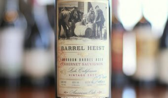 Barrel Heist Bourbon Barrel Aged Cabernet Sauvignon – Oaky, Smooth & Sweet