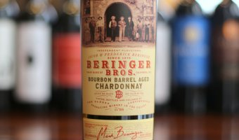 Beringer Bros Bourbon Barrel Aged Chardonnay - A Match Made in Heaven or ?