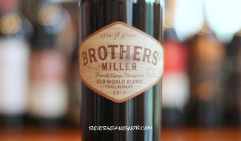 Brothers Miller French Camp Vineyard Old World Blend - Unusually Good