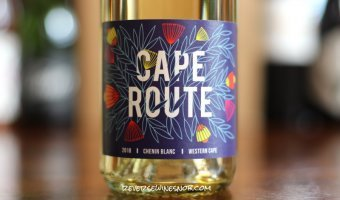 Cape Route Chenin Blanc – A Refreshing Exploration