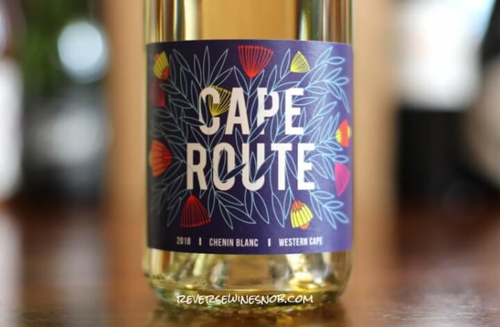 Cape Route Chenin Blanc – A Refreshing Exploration