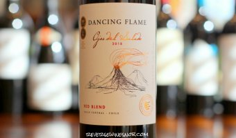Dancing Flame Red Blend – A Sure Thing