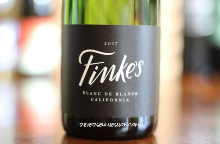 Finke's Sparkling White Wine Blend - Fresh and Fruity