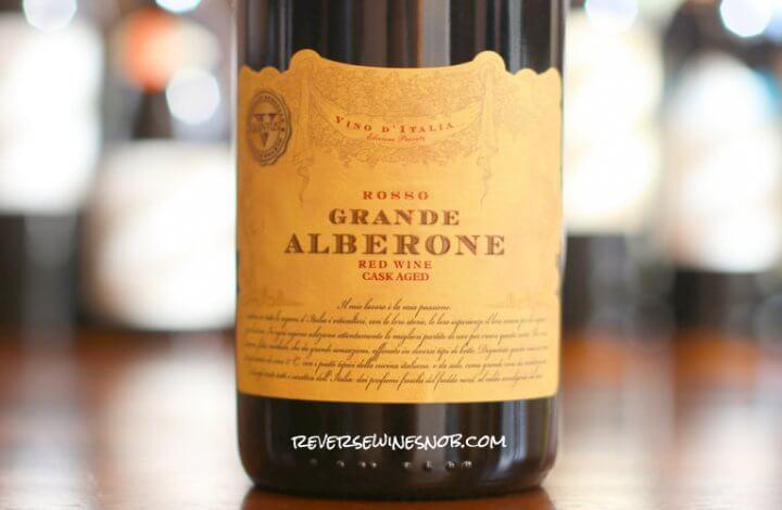 Grand Alberone Rosso - Inspired