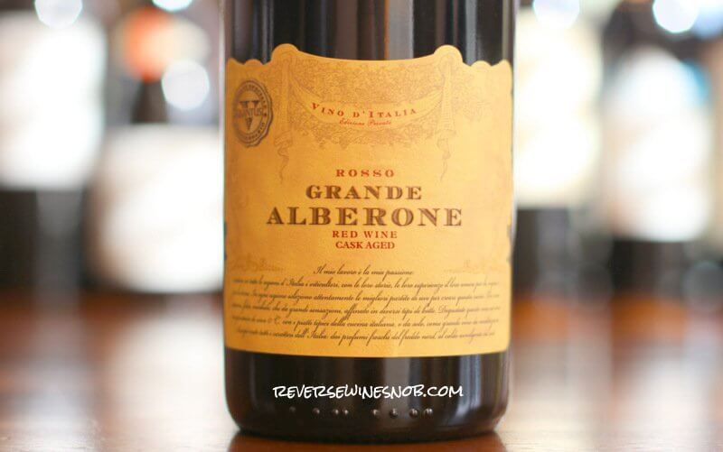 Grand Alberone Rosso - Inspired
