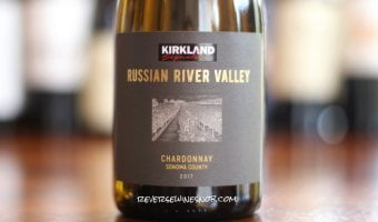 Kirkland Signature Russian River Valley Chardonnay - Juicy