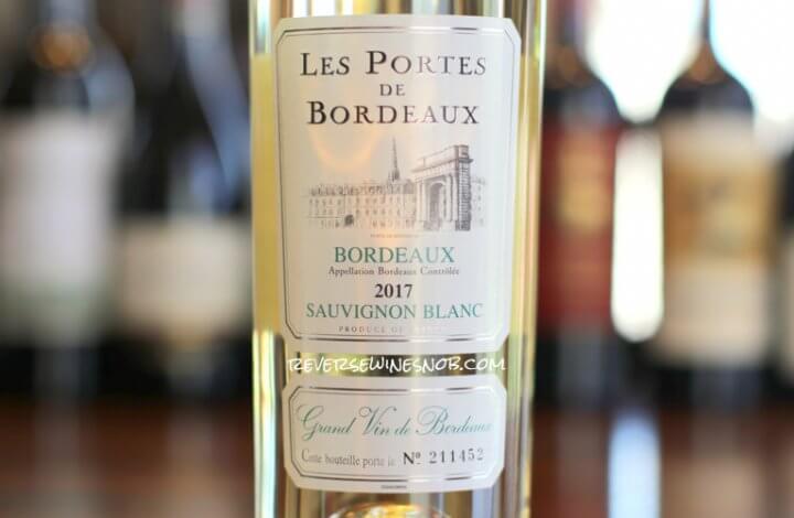 Les Portes de Bordeaux Sauvignon Blanc - Quite The Deal