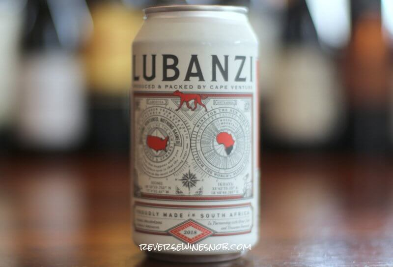 Lubanzi Red Blend – Terrifically Tasty