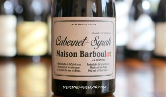 Maison Barboulot Cabernet-Syrah – Full-Blown Delicious
