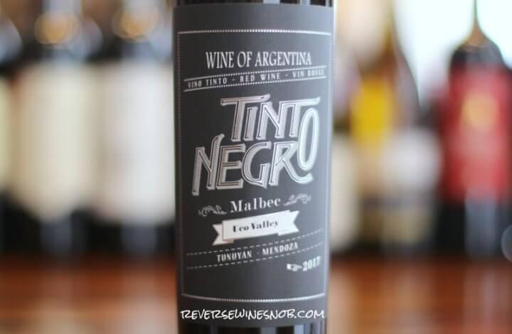Tinto Negro Malbec - Quality
