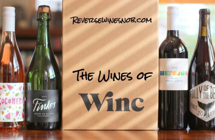 Winc Wine Club - Easy