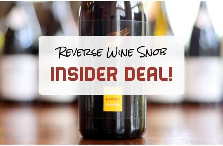 Amazing Sta Rita Hills Pinot Noir for 45% Off - Insider Deal!